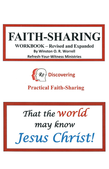 Faith-Sharing Workbook