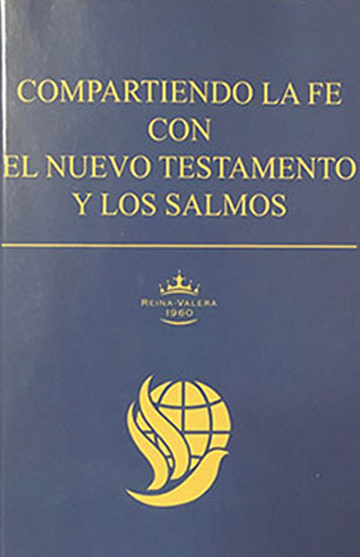 Faith-Sharing New Testament Spanish