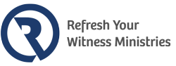 Refresh Your Witness Ministries Logo